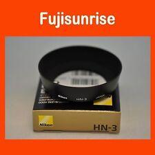 Original Nuevo Nikon HN-3 Parasol de rosca para objetivos Nikkor AF 35mm f/2D