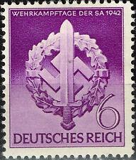Germany Swastika Storm Trooper 1942 #528 MLH stamp