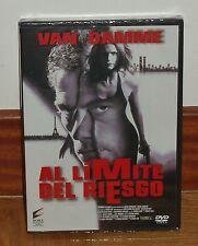 AL LIMITE DEL RIESGO - DVD - NUEVO - PRECINTADO - ACCIÓN - ARTES MARCIALES