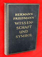 Friedmann-Wissenschaft und Symbol-C.H.Beck 1948