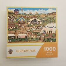 MasterPieces Country County Fair Carnival Jigsaw Puzzle 1000 Pieces