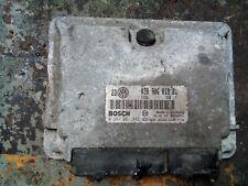 038906018BL VW GOLF MK4 1.9 TDI ENGINE ECU BOSCH 0281001845 DIESEL