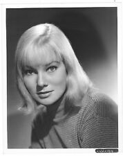May Britt vintage photo 8x10 inches