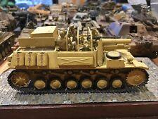 WWII Wehrmacht DAK Panzer 1:35 gebaut