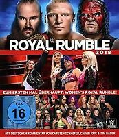 Royal Rumble 2018 [Blu-ray] | DVD | Zustand sehr gut