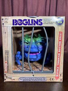 "Boglins King Vlobb - TriAction Toys 8"" IN HAND 🔥"