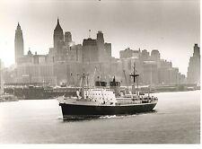 Paul Wolff & Tritschler Vintage Gelatinesilberabzug New York Blick auf Manhattan