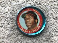 1971 Topps #50 Frank Robinson Coin Baltimore Orioles *HOF* *VINTAGE* NICE!!