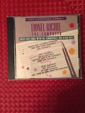 Lionel Richie The Composer : Great Love Songs With Commodores & Diana Ross CD