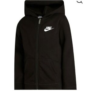 Nike - Kids NSW Core Tracksuit Jogger Long Sleeve Top - Black - Age 13-15 Years