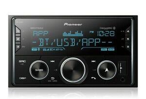 Pioneer MVH-S620BS 2-DIN Bluetooth Digital Media Receiver with AUX USB