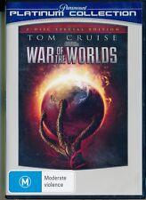 War of the Worlds (Platinum edition 2 DVD) (PAL Format DVD Region 4)