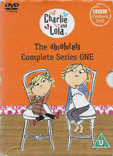 CHARLIE and LOLA - The Absolutely Complete Series 1 - DVD Box Set