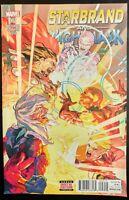 STARBRAND and NIGHTHAWK #2 (2016 MARVEL Comics) ~ VF/NM Book