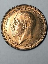 Uk 1927 Halfpenny Outstanding Condition You Be Judge