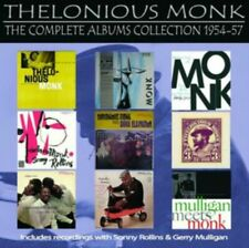 The Complete Albums Collection 1954-1957 5 Discs by Thelonious Monk