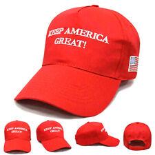 Trump 2020 Embroidered Hat Keep Make America Great Again Cap Baseball Gifts RF