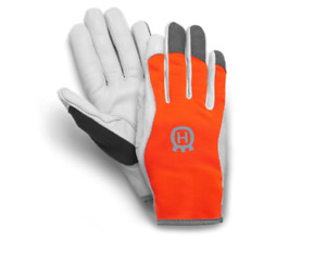Husqvarna Classic Light Protective Leather work Gloves (non chainsaw protection)