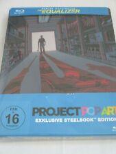 Steelbook - The Equalizer - Blu-ray/Action/Denzel Washington/Sony