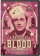 A Bucket Of Blood [New DVD]