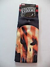 Marvel Extreme The Punisher Socks Size 6-12 Brand NEW!