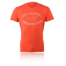 Magliette da uomo arancione ASICS
