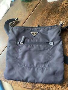 Prada Mens Messenger Bag