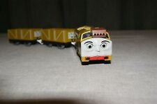 Tomy Trackmaster Thomas the Tank engine Diesel 10 And his carriages