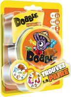 Asmodee Dobble Tiere Blister Gesellschaftsspiel Reise Kompaktspiele Spielzeug