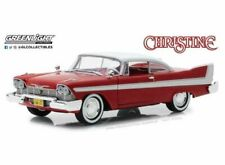 Christine, Movie Car, Plymouth Fury, 1958, Diecast metal Model Car
