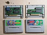 Battle soccer 1 2 SNES SFC Nintendo Super Famicom game authentic cartridge Japan