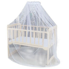 Hot Selling Baby Bed Mosquito Mesh Dome Curtain Net for Toddler Crib Cot Canopy