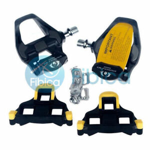 NEW Shimano Ultegra PD-R8000 Road Carbon Pedals Standard and +4mm with SM-SH11