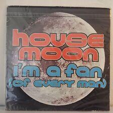 "House Moon – I'm A Fan (Of Every Man) (Vinyl, 12"", Maxi 45 Tours)"