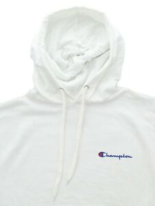Champion Men's Sweatshirt Hoodie Big & Tall Pullover Hooded Shirt, Script Logo