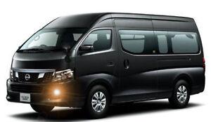 Xenon Halogen Fog Lights Driving Lamps Kit for 2014-2019 Nissan NV350 Urvan
