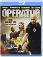 Operator Blu Ray Disc Nuovo Sigillato Goss Pare Rhames N