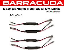 Barracuda Kit 4 Resistenze 10 WATT Universale UNIVERSALI DUCATI Monster 600