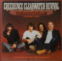 Creedence Clearwater Revival - Chronicle Vol Two (CD 1986 Fantasy) VG++ 9/10