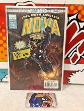 MARVEL COMICS ANNIHILATION CONQUEST THE MAN CALLED NOVA #1 VF