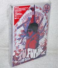 Tsuyoshi Domoto TU FUNK TUOR 2015 Taiwan Ltd 2-DVD (Kinki Kids)
