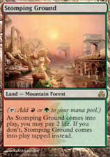 1x Stomping Ground Guildpact Light Play, English MTG