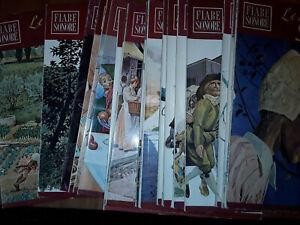 Pinocchio Fiabe Sonore Fabbri Editori 21 fascicoli con dischi completo
