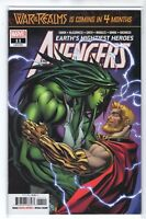 Avengers Issue #11 Marvel Comics (1st print 2018)