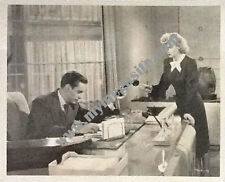 ORIGINAL PHOTO OF LUCILLE BALL & EDMUND O'BRIEN