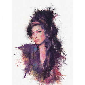AMY 'Song in My Soul' Print Signed by Daniel Mernagh