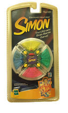 Milton Bradley 1999 Hasbro Electronic Hand-Held Simon Game 49000