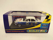 Ford Escort Analogue Scalextric Slot Cars (Pre-1980)