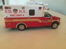 Code 3 1:64 FDN RAC Unit Ambulance