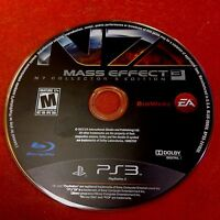 Mass Effect 3 - N7 Collector's Edition (Sony PlayStation 3)(DISC ONLY) #200